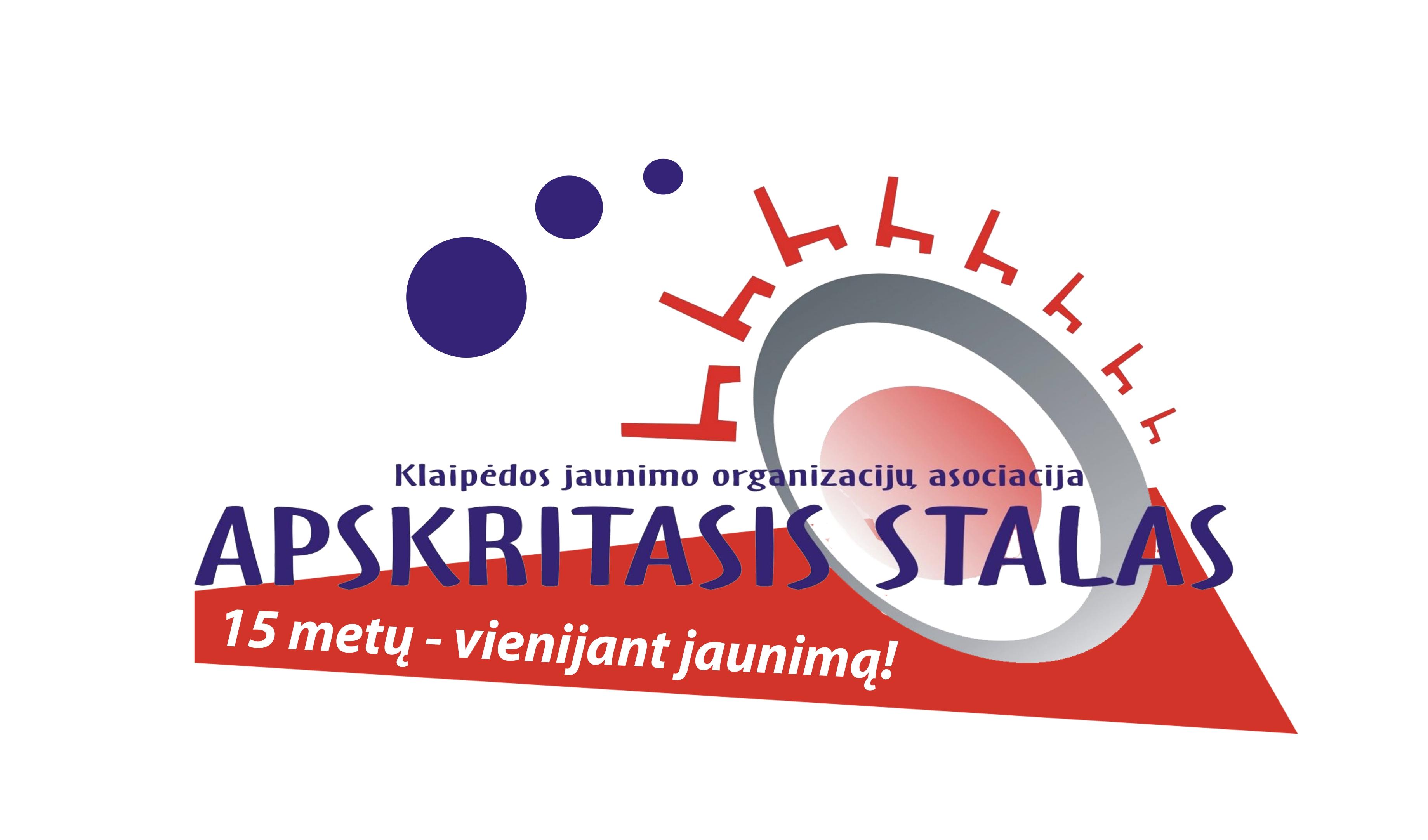 """Klaipėdos jaunimo organizacijų asociacija """"Apskritasis stalas"""""""